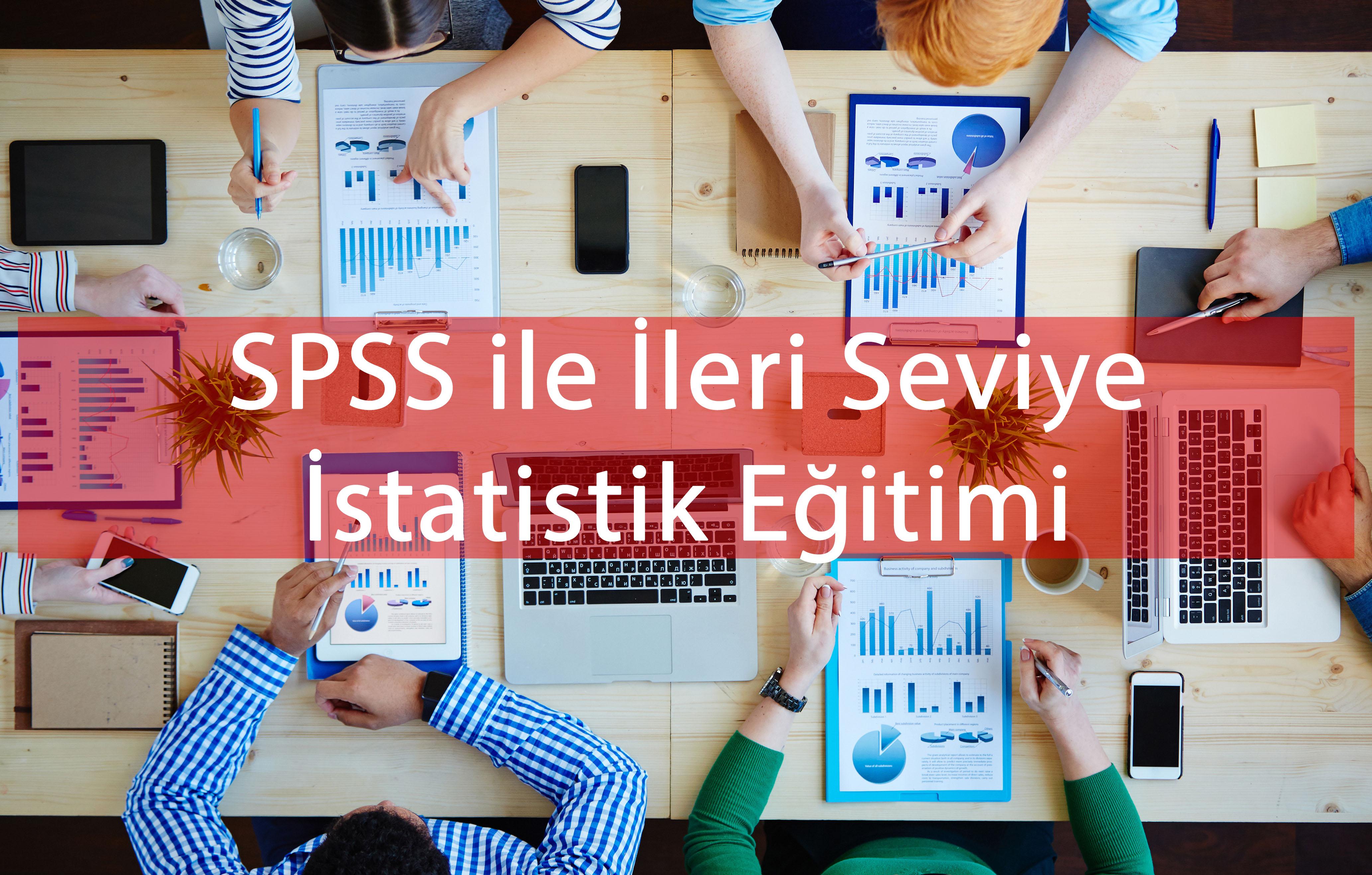 SPSS ile İleri Seviye İstatistik Eğitimi