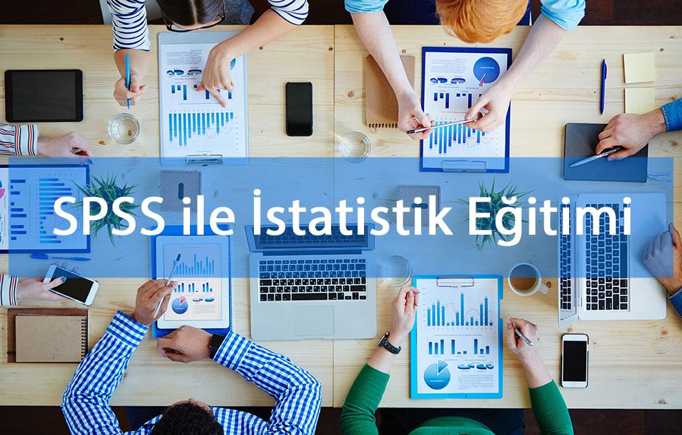SPSS ile İstatistik Eğitimi